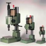 Presses de marquage à percussion à commande pneumatique Mécagrav Industrie
